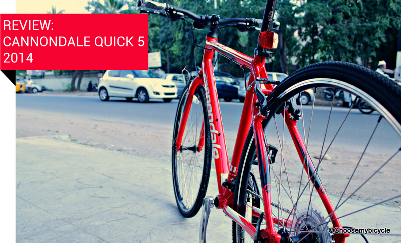 Cannondale Quick 5 (2014) Review