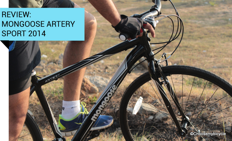 Mongoose Artery Sport (2014) Review