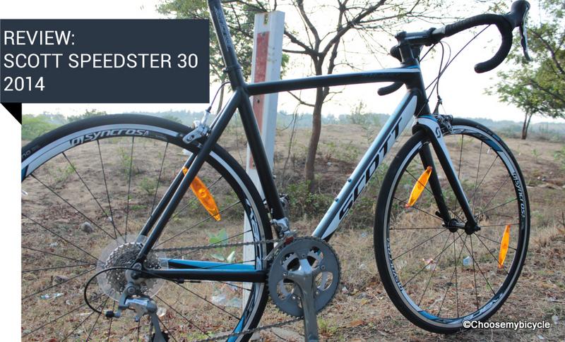 Scott Speedster 30 (2014) Review