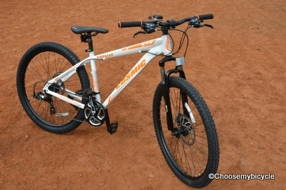 Cosmic Trium 27.5 - (2015) Frame, Fit and Comfort