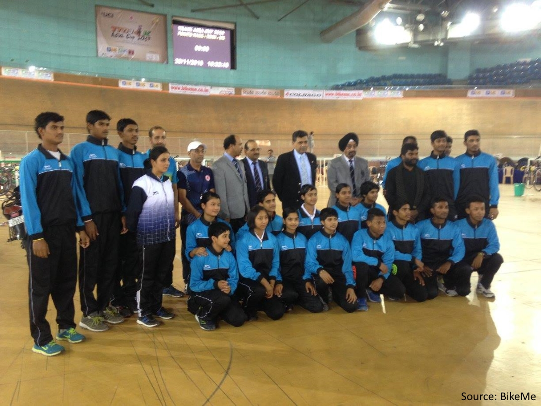 Track Asia Cup 2015 Concludes Successfully