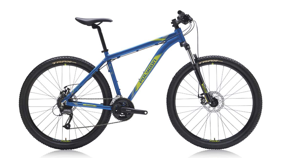 polygon premier 3 2016 blue