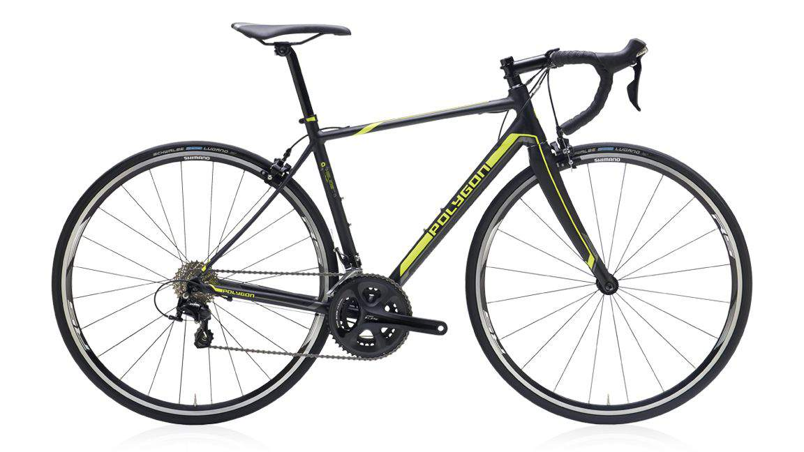 polygon helios c5 2016 black with yellow