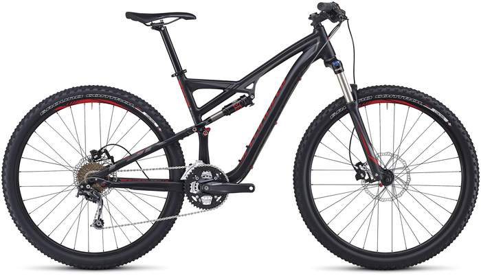 Specialized Camber FSR 29 (2014)