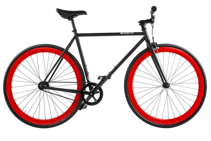 pure fix echo 2015 black with red