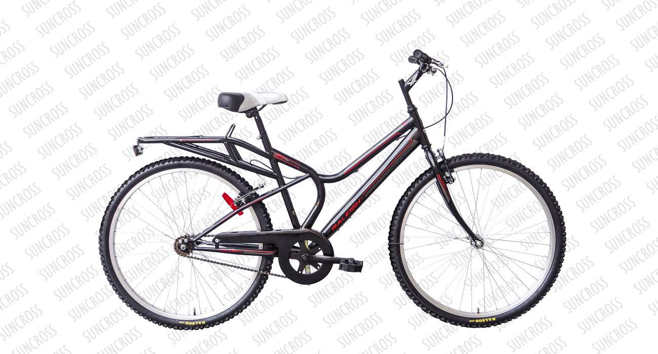 raleigh rushhour 26 s s 2015 black