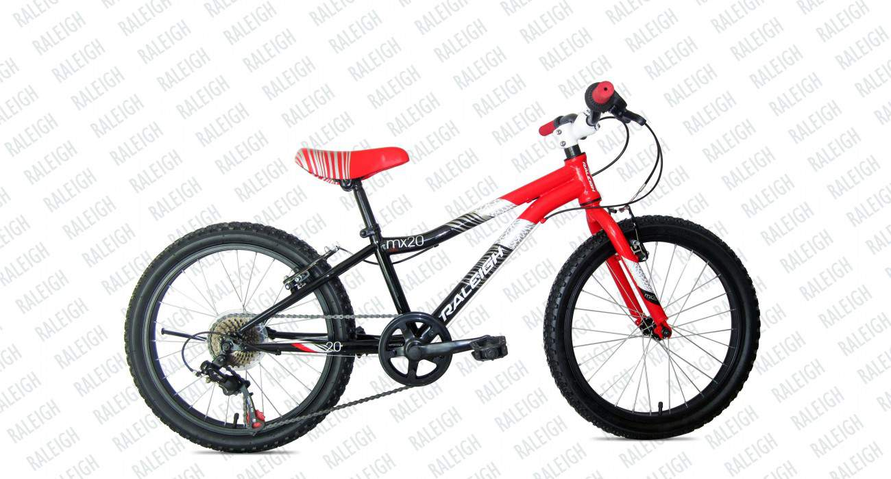 Raleigh MX20 - 7 Speed (2015)