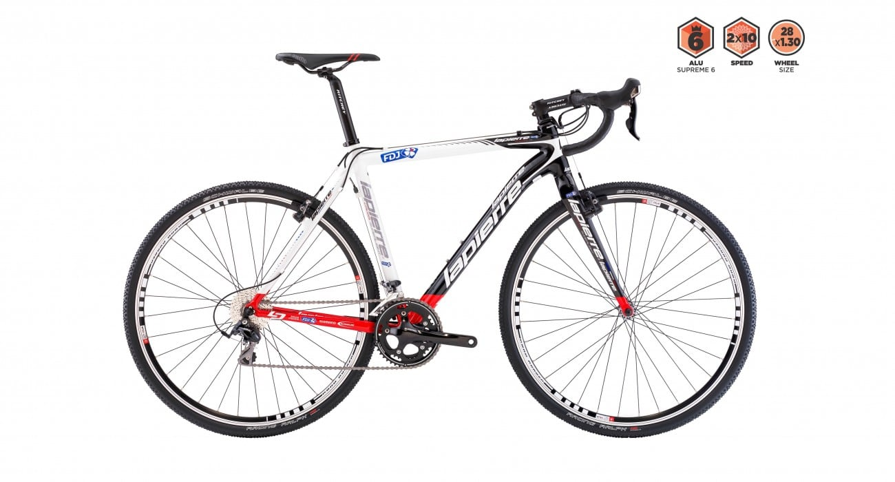 Lapierre Cyclo Cross ALU (2015)