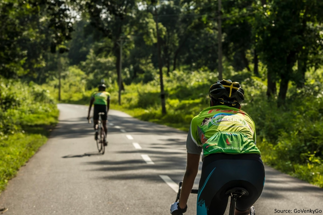 TOUR OF NILGIRIS 2015