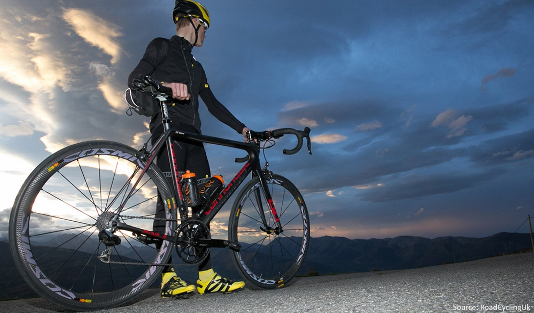 HOW TO CHOOSE YOUR FIRST ROAD BICYCLE