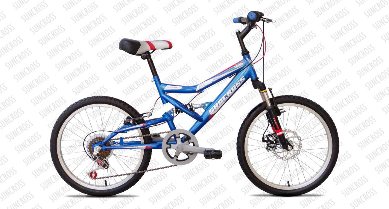 suncross trigger 20 6 spd 2015 blue
