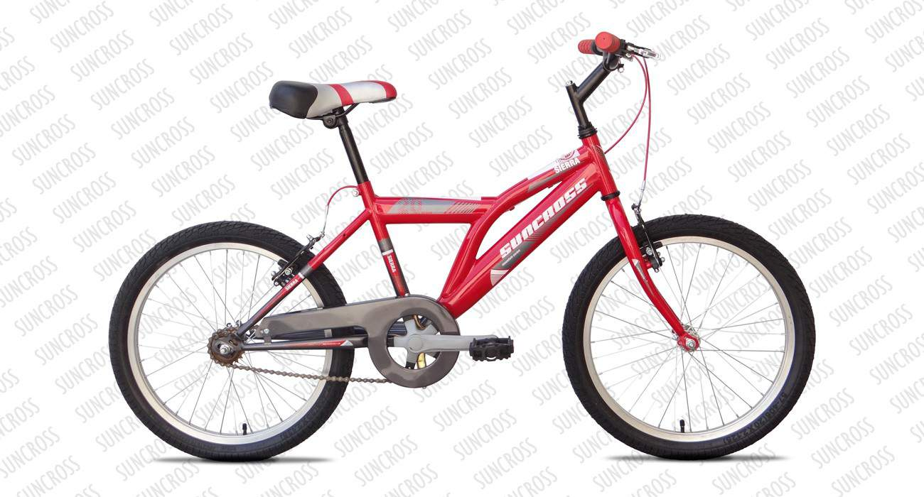 suncross sierra 20 2015 cherish red