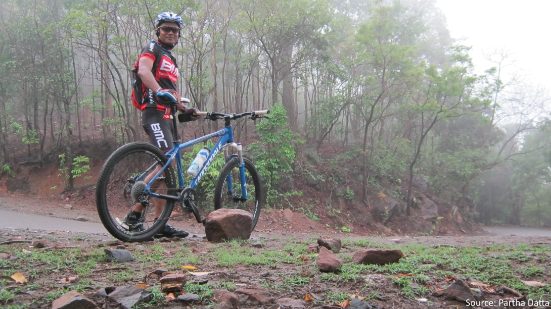 My Ride Story - Parth Datta