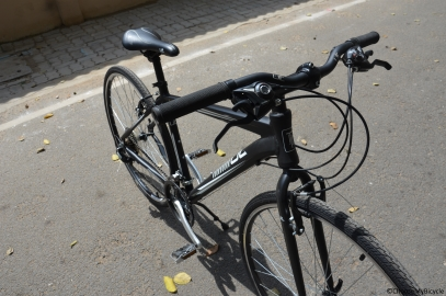Urban Trail H1 (2015) Brakes and Steering