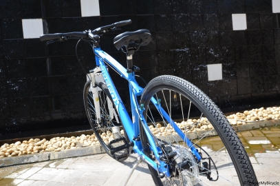 Firefox Momentum 700c (2015) Frame, Fit and Comfort