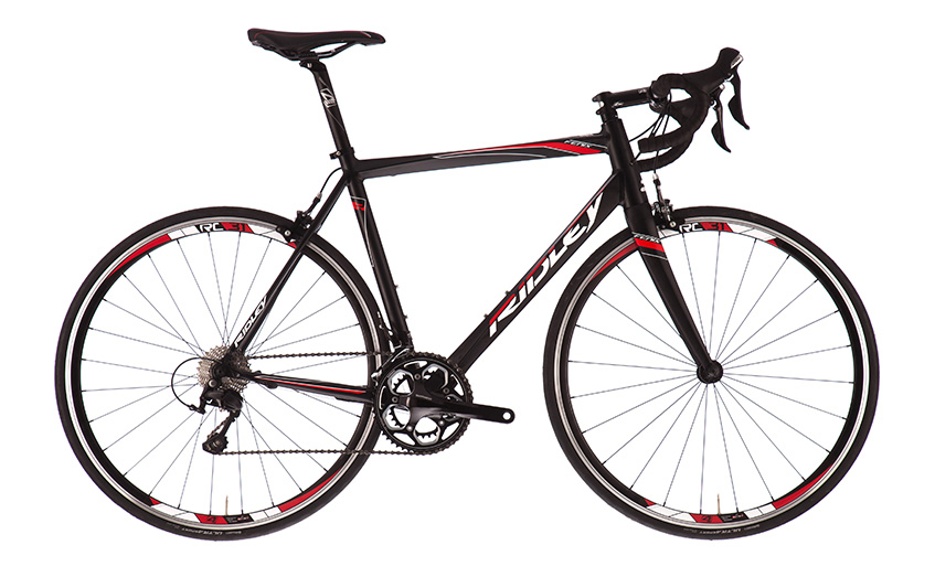 ridley fenix alloy 20 2016 black