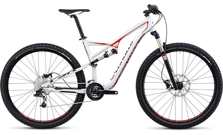 specialized camber fsr 2016 white