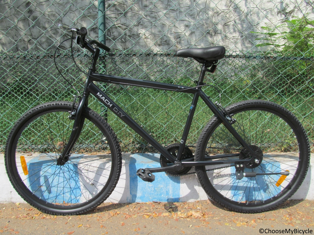 Mach City Ibike Single Speed Review