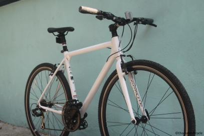 Cosmic Air (2016) Frame, Fit and Comfort