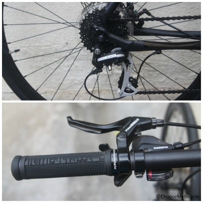 Cannondale Bad Boy 4 (2015) Gearing