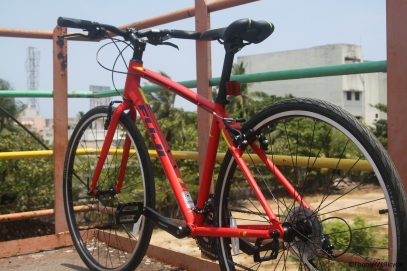 Fuji Absolute 2.1 (2016) Frame, Fit and Comfort