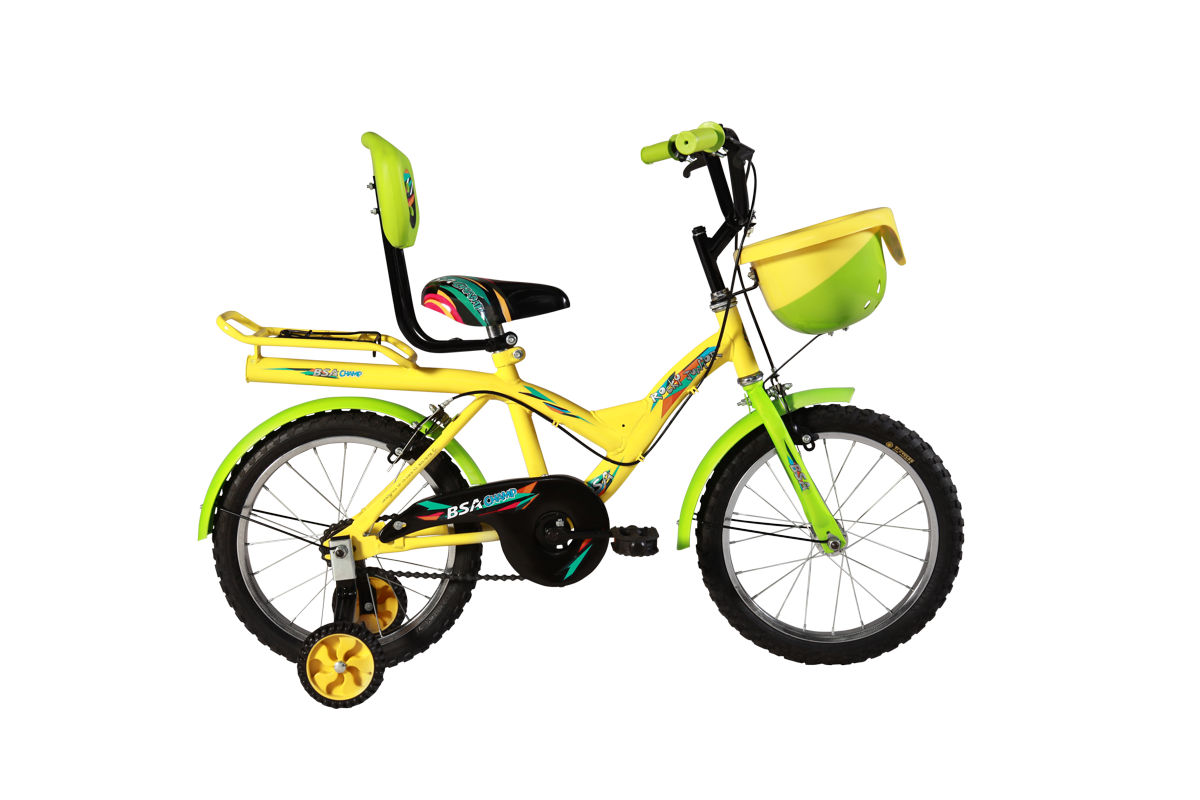 bsa champ rocky junior 16 2016 yellow with green