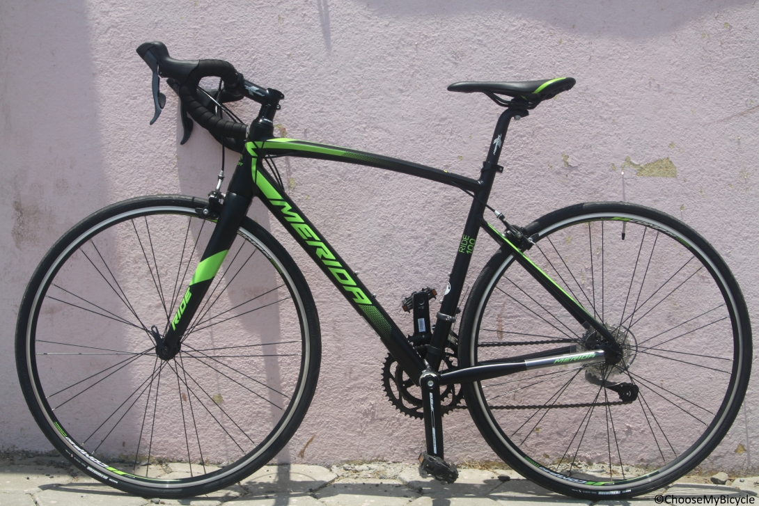 Merida Ride 100 (2016) Review