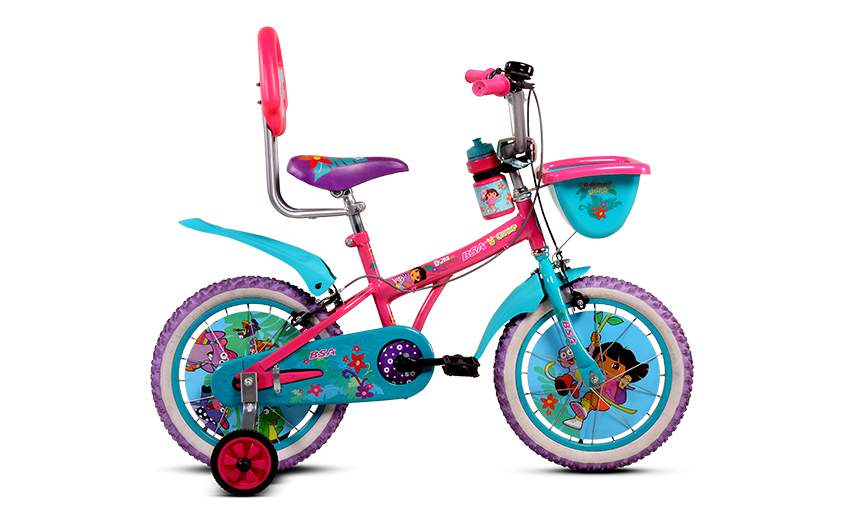 bsa champ dora 16 2016 pink with blue