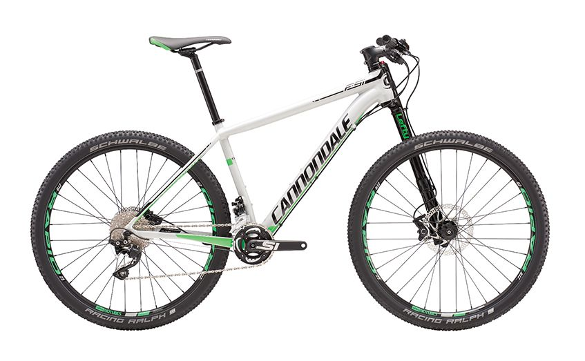cannondale f si alloy 1 27 5 2016 white