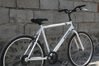 My Bike White (2016)
