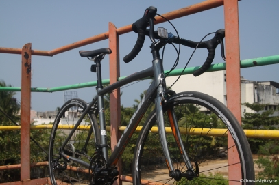 Fuji Sportif 2.5 (2016) Frame, Fit and Comfort