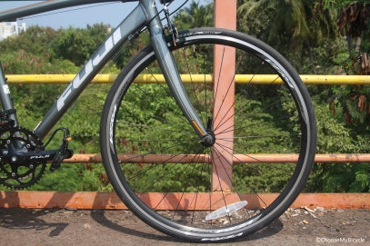Fuji Sportif 2.5 (2016) Ride Quality