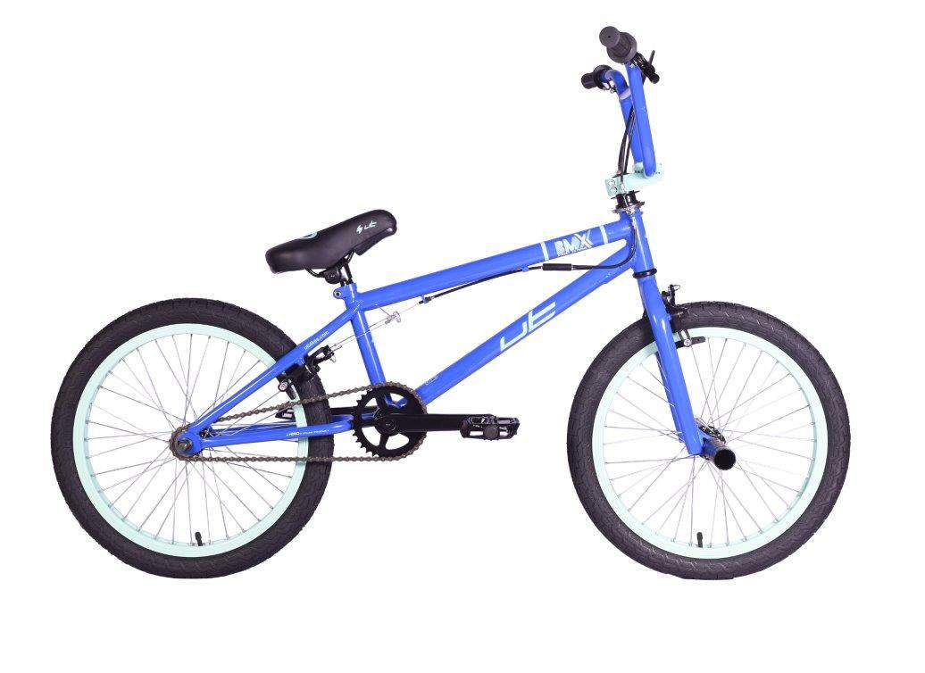 urban trail bmx 2016 blue
