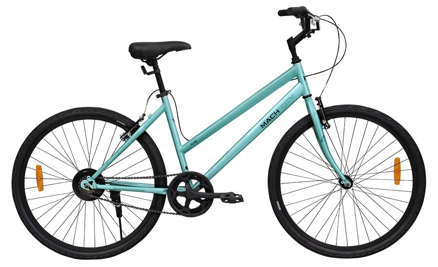 Mach City iBike W Single Speed (2016)