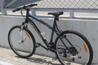 Btwin Rockrider 340 (2015) Frame, Fit and Comfort