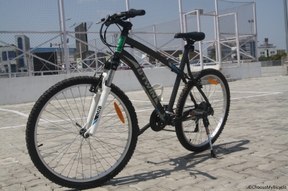 Btwin Rockrider 340 (2015) Design