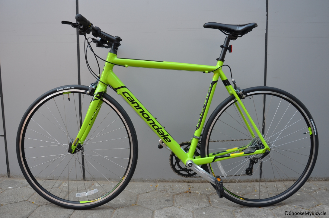 Cannondale Caad 8 Flatbar 2 (2016) Review