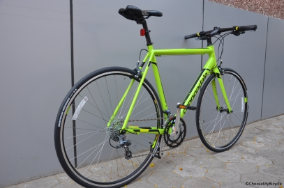 Cannondale Caad 8 Flatbar 2 (2016) Frame, Fit and Comfort