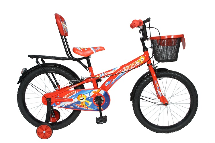 X-Bicycle Zinger 20 Boy (2016)