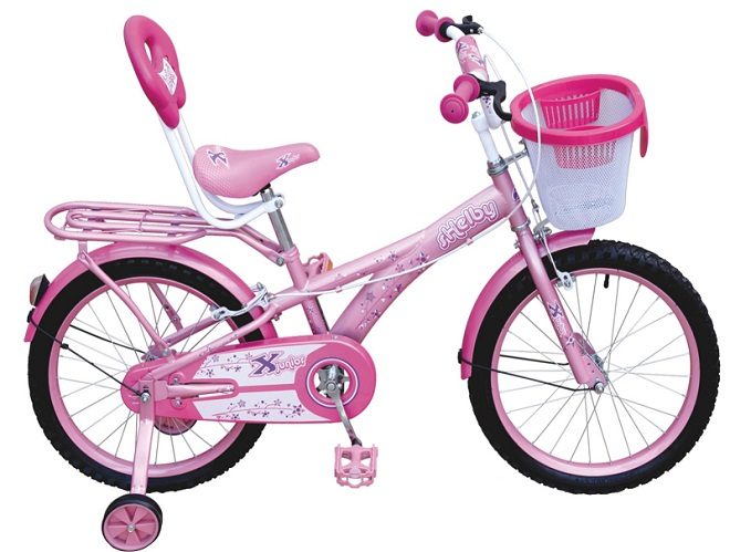 x bicycles shelby 20 girl 2016 pink