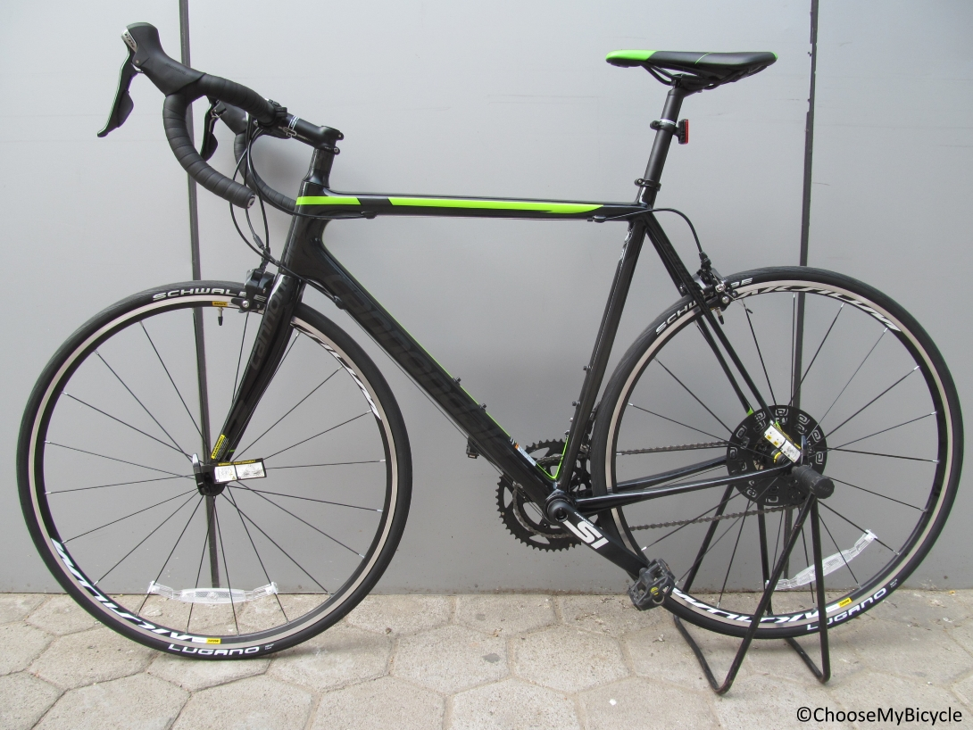 99320099c2e Cannondale Super Six EVO 105 5 C (2016) Expert Review ...