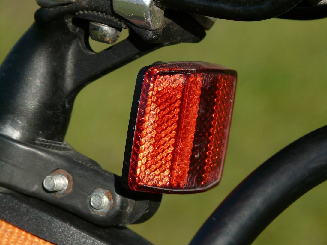New Reflector Norms for Bicycles to come into effect from September 1st