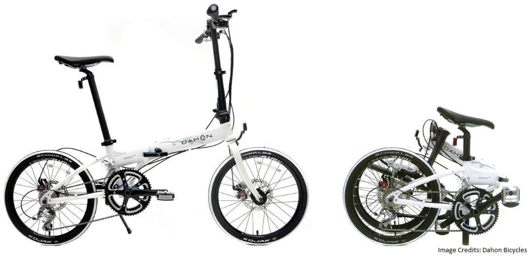 Dahon Bicycles launched in India