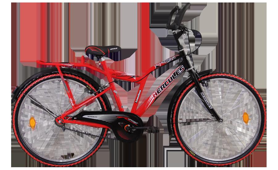 hercules mtb turbodrive sparx rf 26 2016 red with black