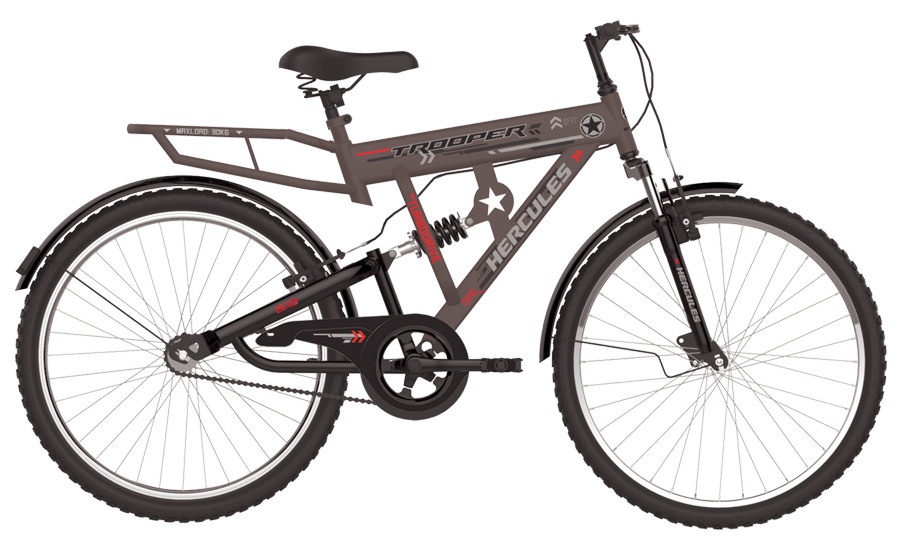 Hercules MTB Turbodrive Trooper 24 (2016)