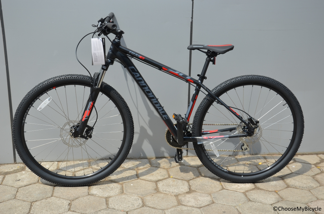 Cannondale Trail 6 29 (2016) Review
