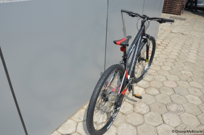 Cannondale Trail 6 29 (2016) Frame, Fit and Comfort