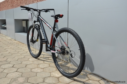 Cannondale Trail 6 29 (2016) Design