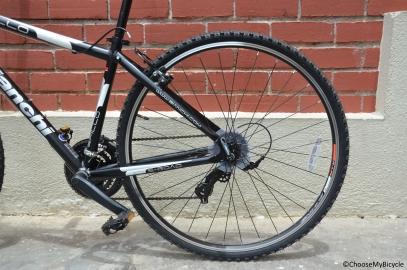 Bianchi Spillo Rubino (2016) Ride Quality