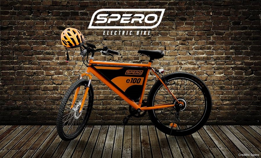Meet Spero-India's first  crowdfunded e-bicycle